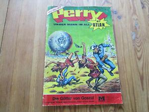 Perry unser Mann im All mit Atlan  Nr. 1, mit Gebrauchsspuren aber sammel- ...