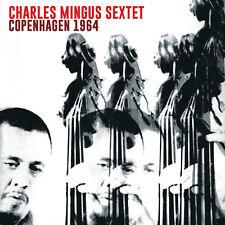 CHARLES MINGUS SEXTET - Copenhagen 1964. New 2CD + Sealed.