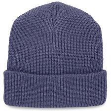 Commando Militare dell'Esercito Escursionismo Acrilico Inverno Caldo Cappello Beanie Watch Cappello Blu Navy