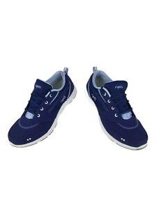 Women's Ryka Shoes Teanna V1 SMW Navy Blue Memory Foam Size 8.5W In Great Shape