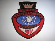 US Navy NAVAL SUPPORT ACTIVITY PERSONNEL At SAIGON Vietnam War Patch