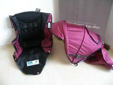 Carbo-Berry TFK Seitentaschen Gepäcktaschen Fb Neu