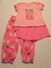 c374185cf5 Carter s Child of Mine Girl s 3-Pc Conjunto de Pijamas