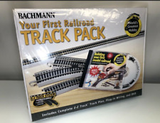 BACHMANN 1/87 HO E-Z TRACK N/S REMOTE TURNOUT SWITCH LEFT HAND ITEM  # 44596 F/S