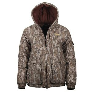 Gamehide Insulated Youth Tundra Camo Hunting Jacket