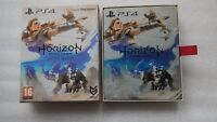 Horizon Zero Dawn PS4 Limited Edition with Steelbook & Art Book PS4
