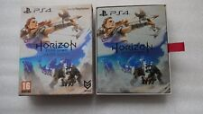 Horizon cero amanecer PS4 Edición Limitada Con Steelbook & Art Book PS4
