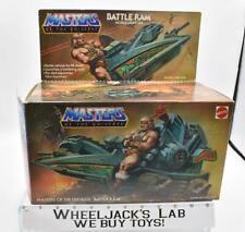 Battle Ram UNUSED STICKERS NICE BOX He-Man Masters of the Universe MOTU 1981