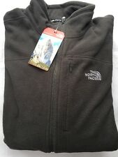 THE North Face Men Emilio dovuto FZ Jkt Inchiostro Nero Verde Giacca XLarge