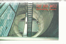 The Big Well  Hand Dug in 1887  109' Deep  Greensburg  Kansas   Postcard 81616