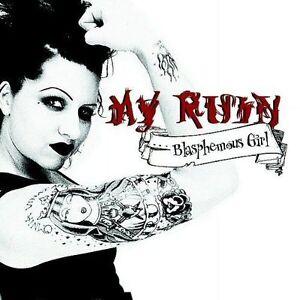 My Ruin - Blasphemous Girl - Best Of - Tairrie B (CD 2002) New/Sealed
