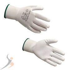 Gants de protection de travail blanc pour bricolage