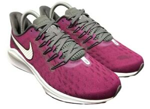 Nike Road Running Air Zoom Vomero 14 Berry AH7858-600 Womens 7.5 NEW Fast Ship