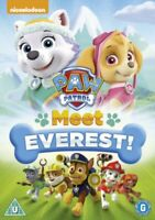 Nuovo Paw Controllo - Meet Everest DVD