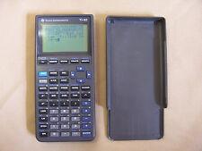 Texas Instruments TI-82 SCIENTIFIC GRAPHING CALCULATOR