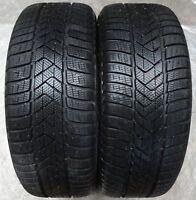 2 Pneumatici invernali Pirelli Inverno SottoZero 3 MOE RSC 245/45 R18 100V
