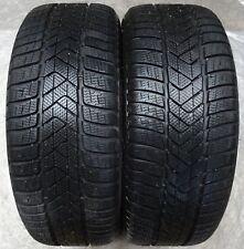 2 Winterreifen Pirelli Winter SottoZero 3 MOE * RSC 245/45 R18 100V RA1080