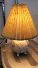 Rosenthal Kunstabteilung Selb Fritz von Stockmayer Tischlampe table lamp um 1920