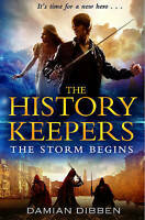 The History Keepers: The Storm Begins, Dibben, Damian , Good | Fast Delivery