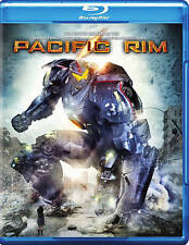 Pacific Rim (Blu-ray/DVD, 2013, 2-Disc Set) Guillermo Del Toro
