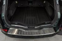 CHROME Mondeo MK V Turnier 5 2014UP Estate S. Steel Rear Bumper Protector Cover