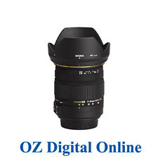 New Sigma 17-50mm F/2.8 EX DC OS HSM F2.8 Lens for Nikon 1 Yr Au Wty