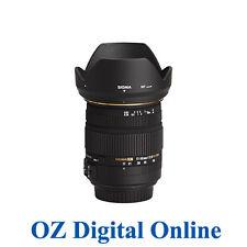 New Sigma 17-50mm F/2.8 EX DC OS HSM F2.8 Lens for Nikon 1 Yr Au Wty