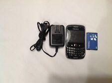 BlackBerry Curve 9330 - Black and chrome (Sprint) Smartphone