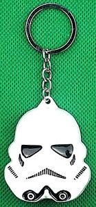 "Key Holder ""TROOPER-Action Figure!"" 3.2cm Key Ring, Custom Metal Casting."