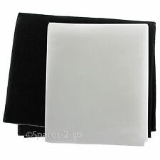 Vent Filters For COOKE & LEWIS Cooker Hood Extractor Fan Foam Filter Cut to Size