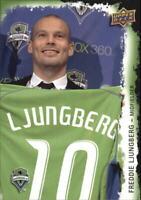 2009 Upper Deck MLS #96 Freddie Ljungberg