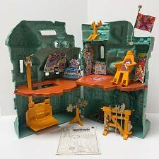 1981 Original Vintage MOTU He-Man Castle Grayskull - Nearly Complete!!!