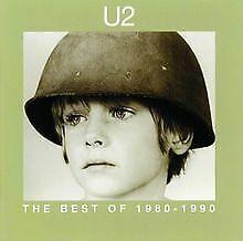 The Best of 1980-1990 (Limited edition) de U2 | CD | état bon