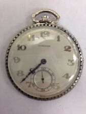 Longines 17 Jewel Pocket Watch