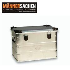 ALUKISTE Box Transportbehälter D-76 Alutec NEU mit GRATISVERSAND !