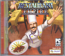 Restaurant Empire (PC, 2003, Enlight Interactive)