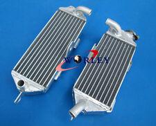 Aluminum radiator KAWASAKI KX250 KX 250 1988 1989 88 89