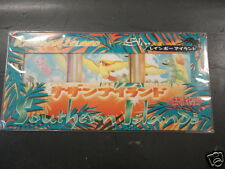 POKEMON Rainbow Southern Islands SKY trading card MEW Japan wizards booster pack