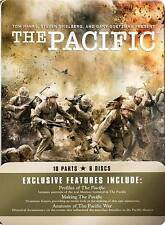 THE PACIFIC 10-Part Miniseries DVD World War 2 WWII Military 6-Disc Set Tin NEW
