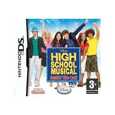 Juego Nintendo DS High School musical NDS 3126839