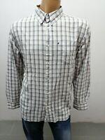 Camicia WRANGLER uomo taglia size XL chemise t-shirt maglia maglietta man P 5732