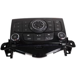 2012-15 Chevy Cruze AM/FM Stereo/Radio/Navigation Controls New OEM GM 95057379