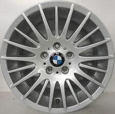 """CERCHI IN LEGA 8 x 17 """" BMW SERIE 3 e90 ORIGINALI USATI style 160 36116775598"""