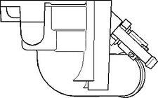 Vauxhall Vectra 1995-2008 Mk2 B OEM Thermostat & Housing Coolant System Part