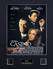 Casino Photo Film Cell Presentation