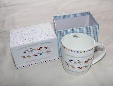 Ashdene Twigseds 16511 Go Confidently 375ml Chelsea Bone China Mug New Gift