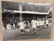 SAMPDORIA CALCIO  FOTO ANNI '60 MARASSI VS. PISA FRUSTALUPI CRISTIN GONFIANTINI