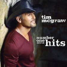 Tim McGraw - Number One Hits [New CD]