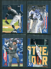2020 Topps On Demand Mini BLUE Parallel /10 You Pick