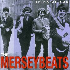 I Think Of You-The Complete Recordings - Merseybeats (2002, CD NIEUW)